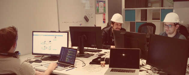 Emploi web developper Paris