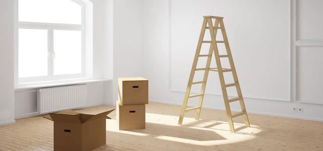 Remise en état avant déménagement