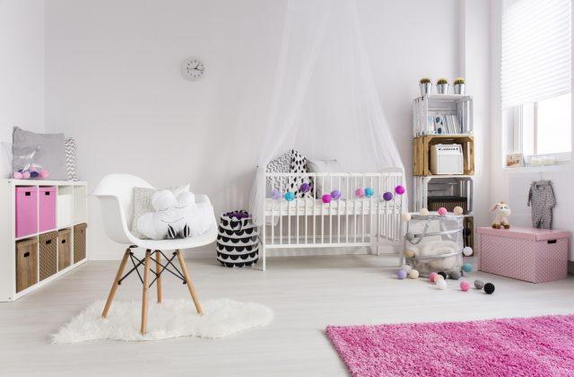 Les étapes préparation chambre de bébé