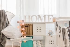 étapes préparer chambre de bébé travaux