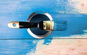 peindre murs et plafonds