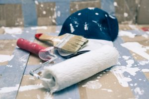 travaux de rénovation - démolition et évacuation des gravats