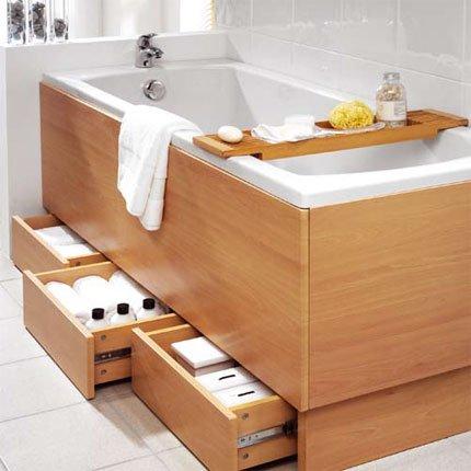 Astuce pour aménagement d'une salle de bains