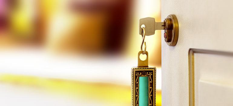 remise des clés locataire propriétaire réparations