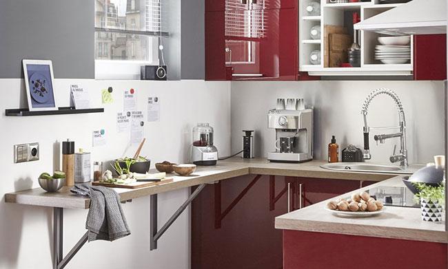 Astuces pour aménager une petite cuisine
