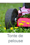 Nettoyage de printemps : tonte de pelouse