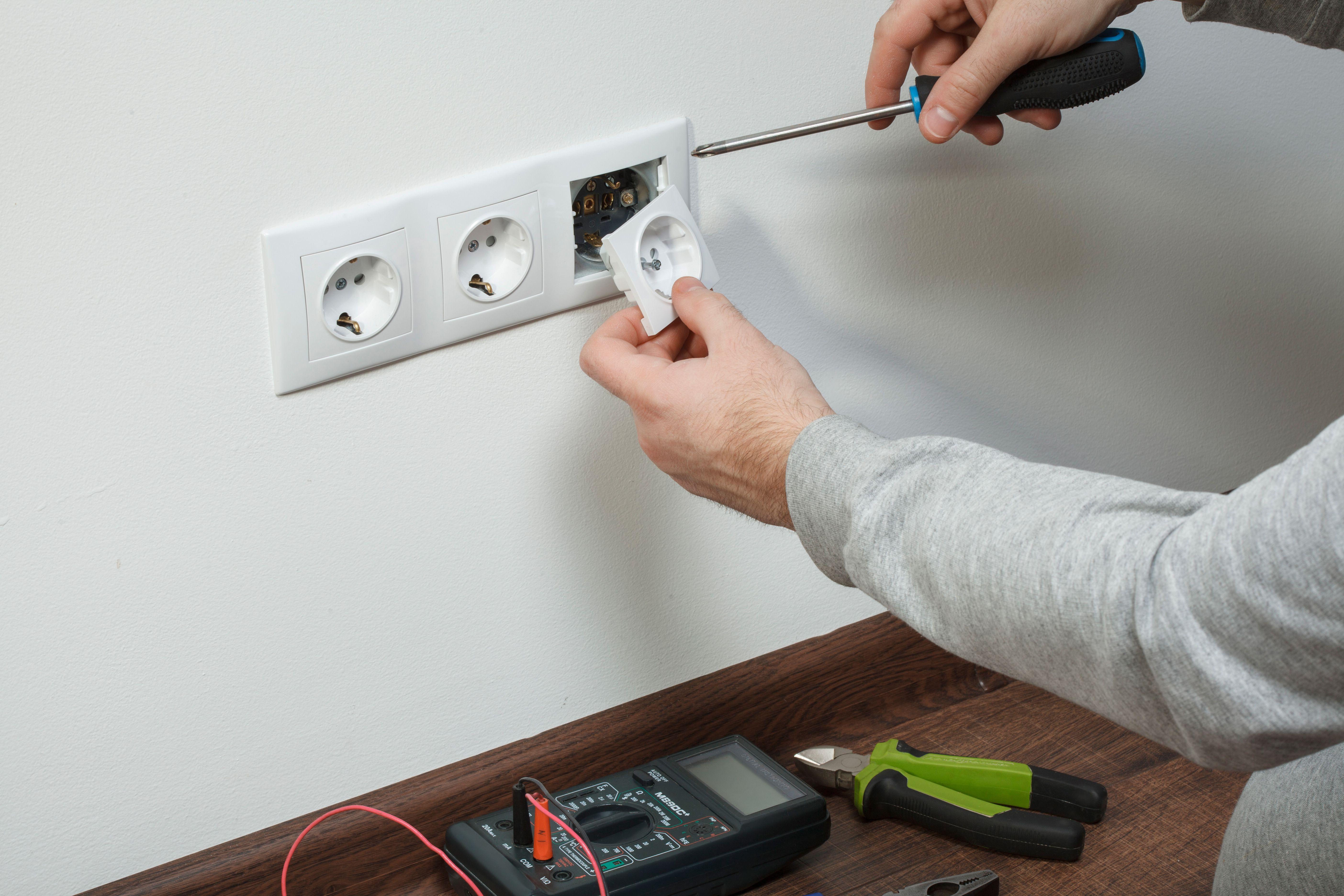 dépannage électrique coupure de courant