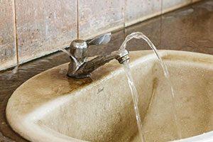 Problème plomberie - Fuite d'eau robinet