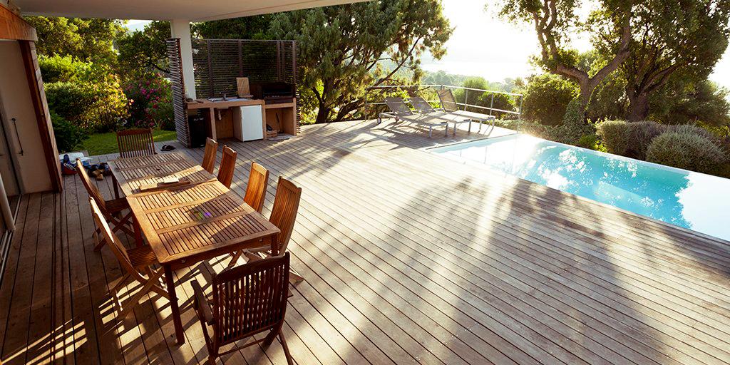 Aménager son extérieur et jardin - pose de terrasse