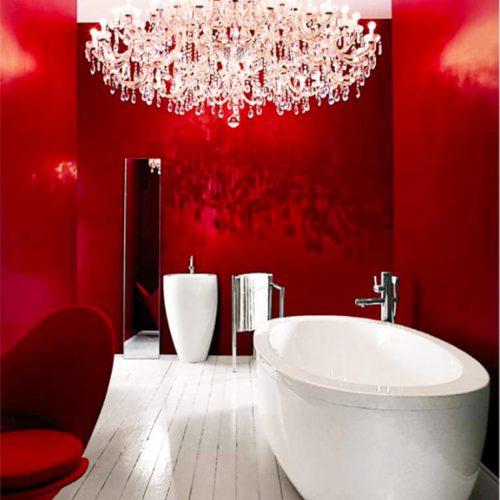 ambiances salle de bains, design