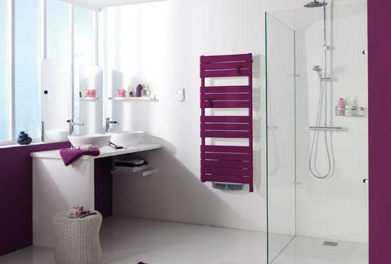 Économiseur d'eau et chauffage salle de bains