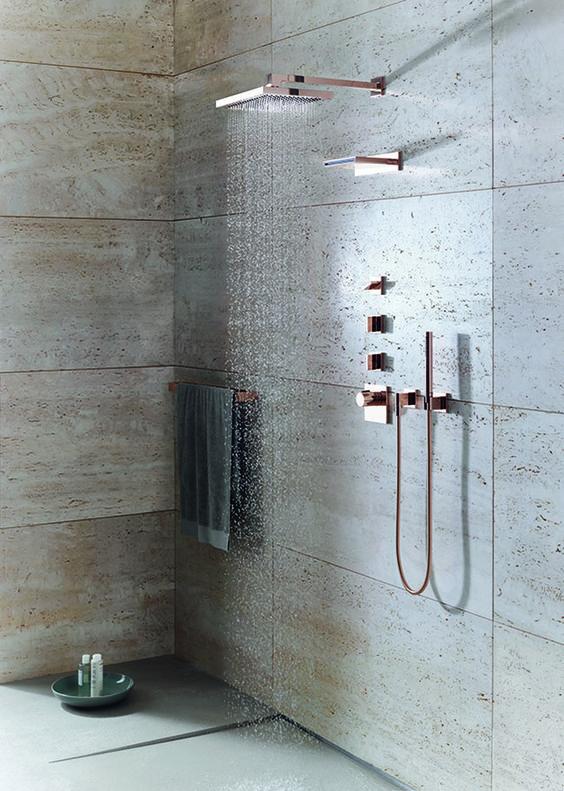 Économiseur d'eau pour douche