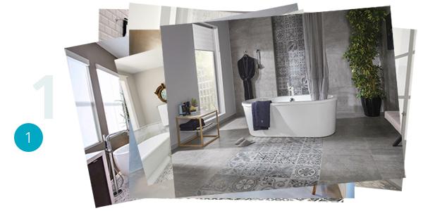 Rénovation de salle de bain idées