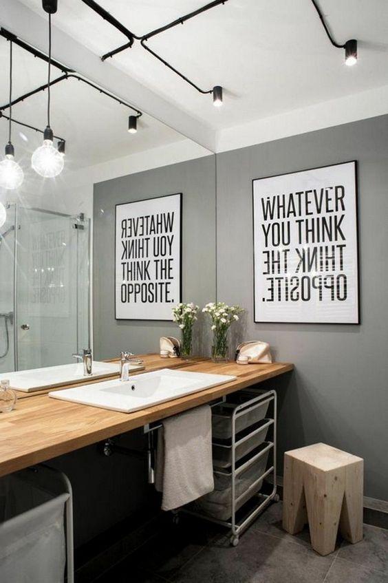 inspiration salle de bains moderne
