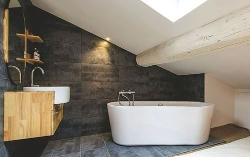 Économiseur d'eau salle de bains