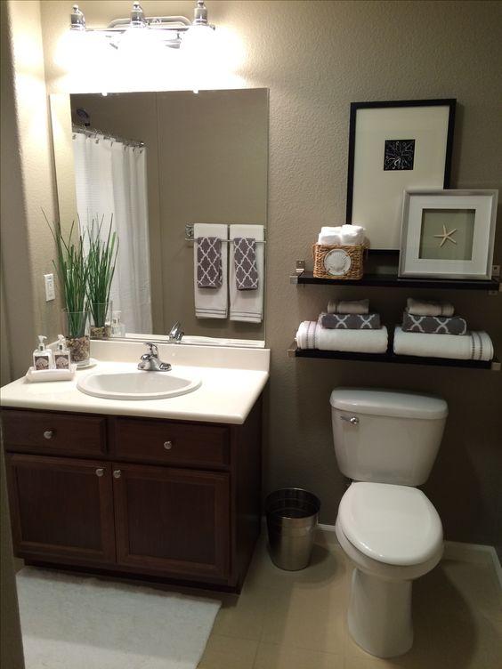 rénovation salle de bains - penser aux rangements