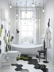 apliques Luminária de banheiro