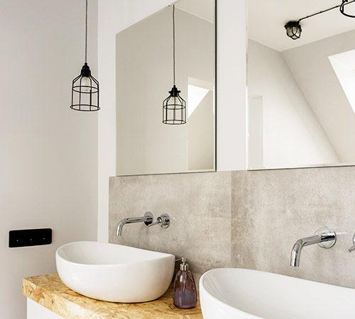 Applique salle de bains - luminaire