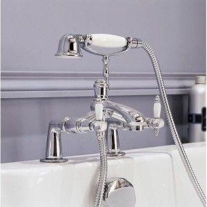 Rénover baignoire : robinet rétro