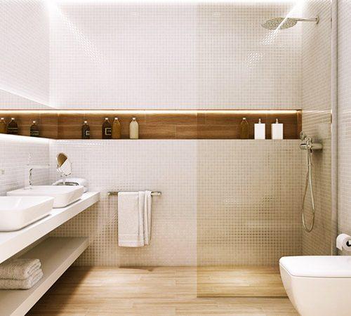 Salle de bains italienne - comment l'aménager