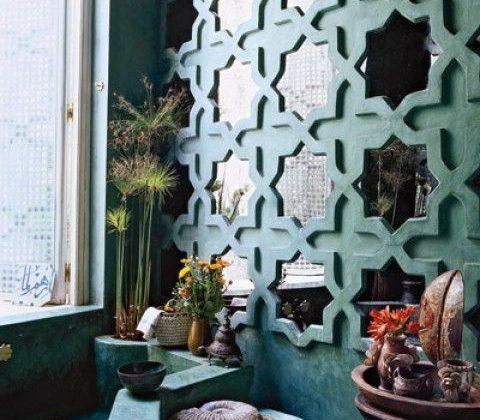 déco salle de bain marocaine