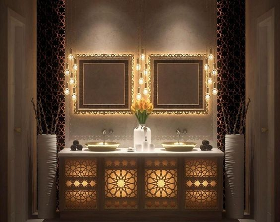Salle de bains marocaine : les idées déco pour une ambiance ...