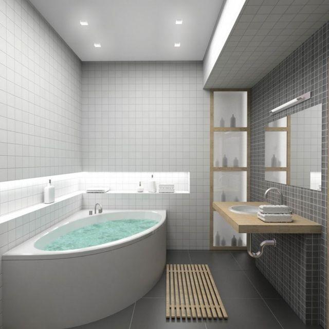 douche ou baignoire balnéo