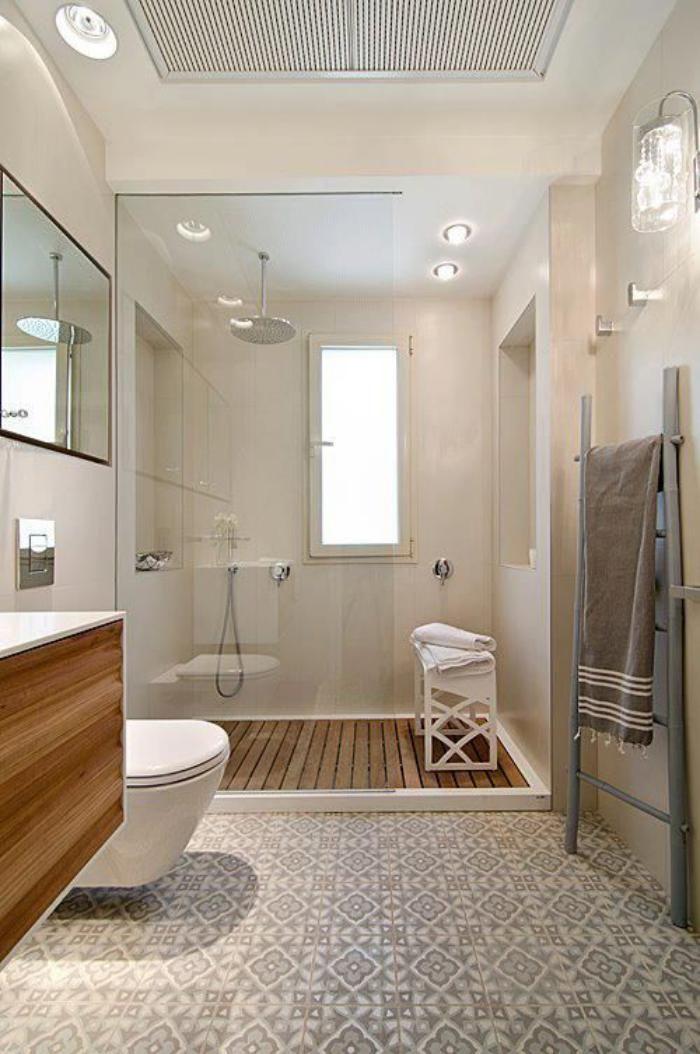 état des lieux d'une douche ou baignoire