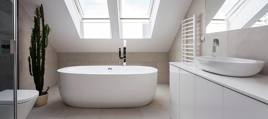 Aménagement salle de bains : comment l\'adapter à vos contraintes ?