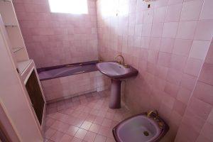 Travaux rénovation appartement - La salle de bain avant