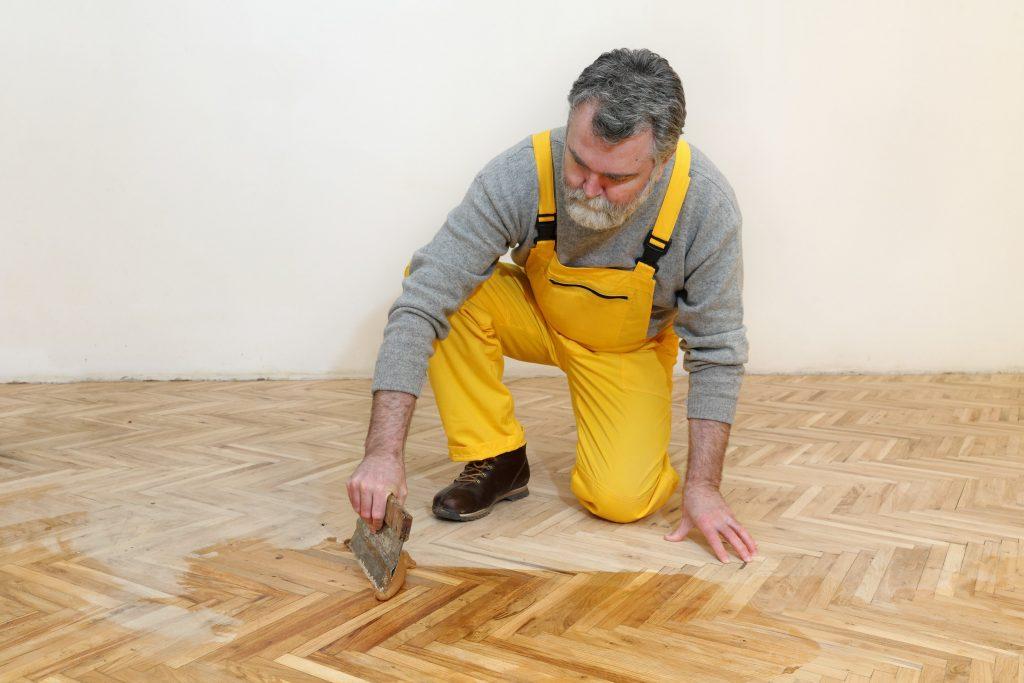 rénovation parquet