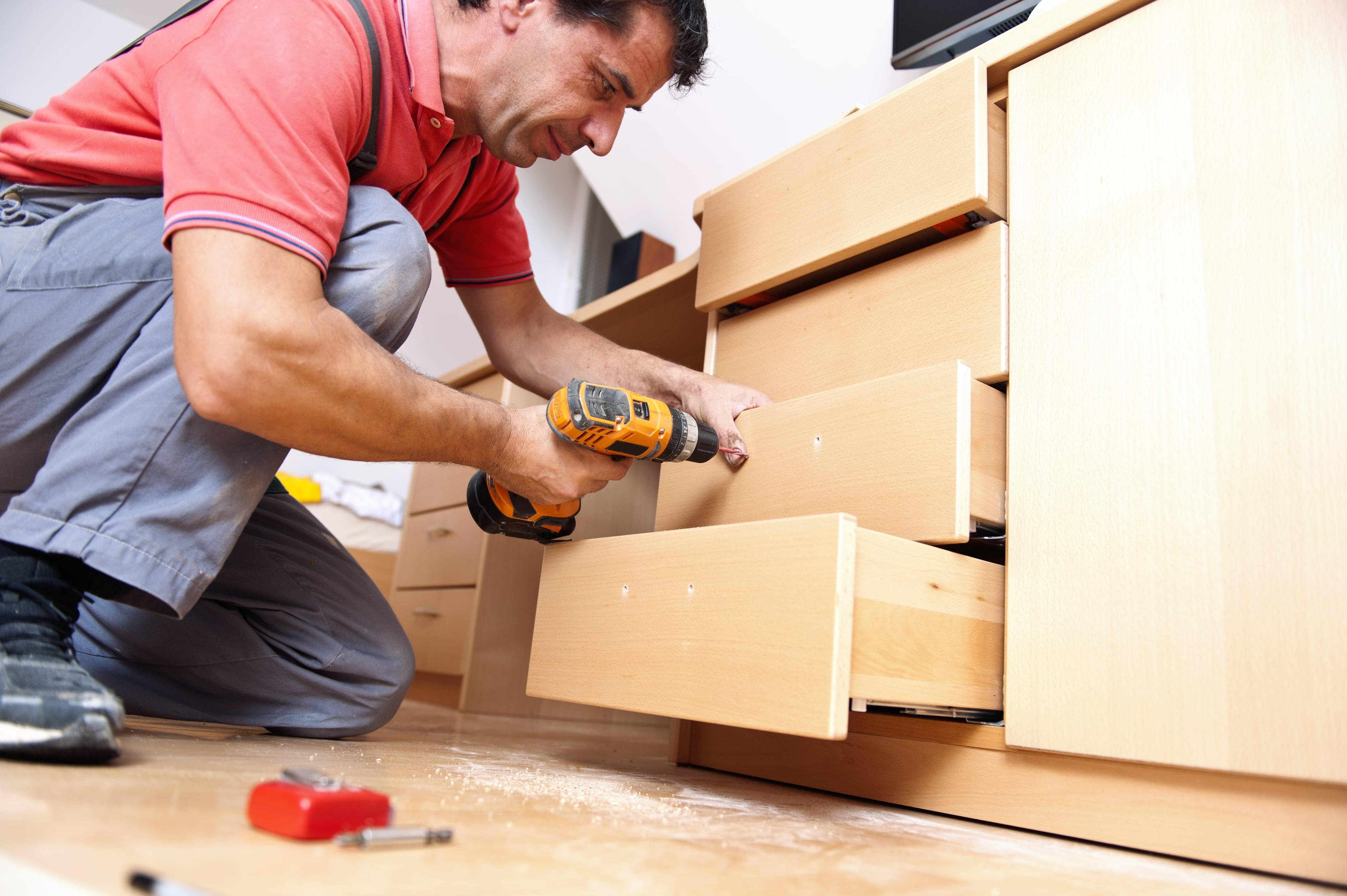 réparation meuble de cuisine