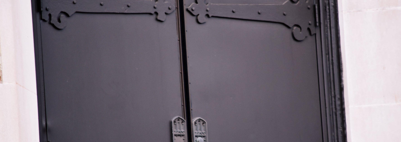 blindage de porte