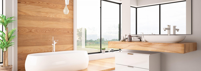 Installation de salle de bains quel prix nos conseils pratiques hellocasa - Prix salle de bains complete ...