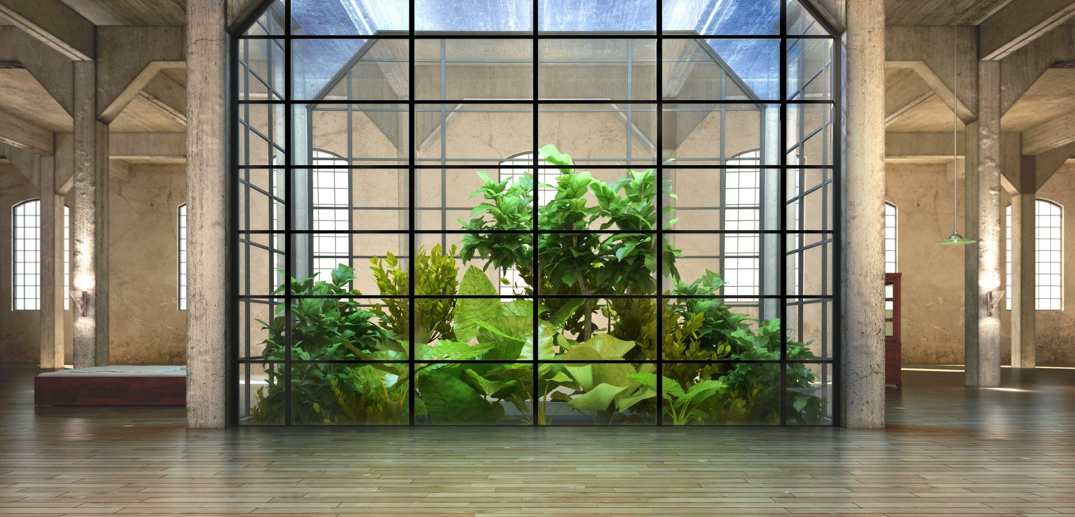 Faire Une Fenetre Dans Un Mur Porteur Prix installation verrière d'intérieur : à quel prix ? - nos