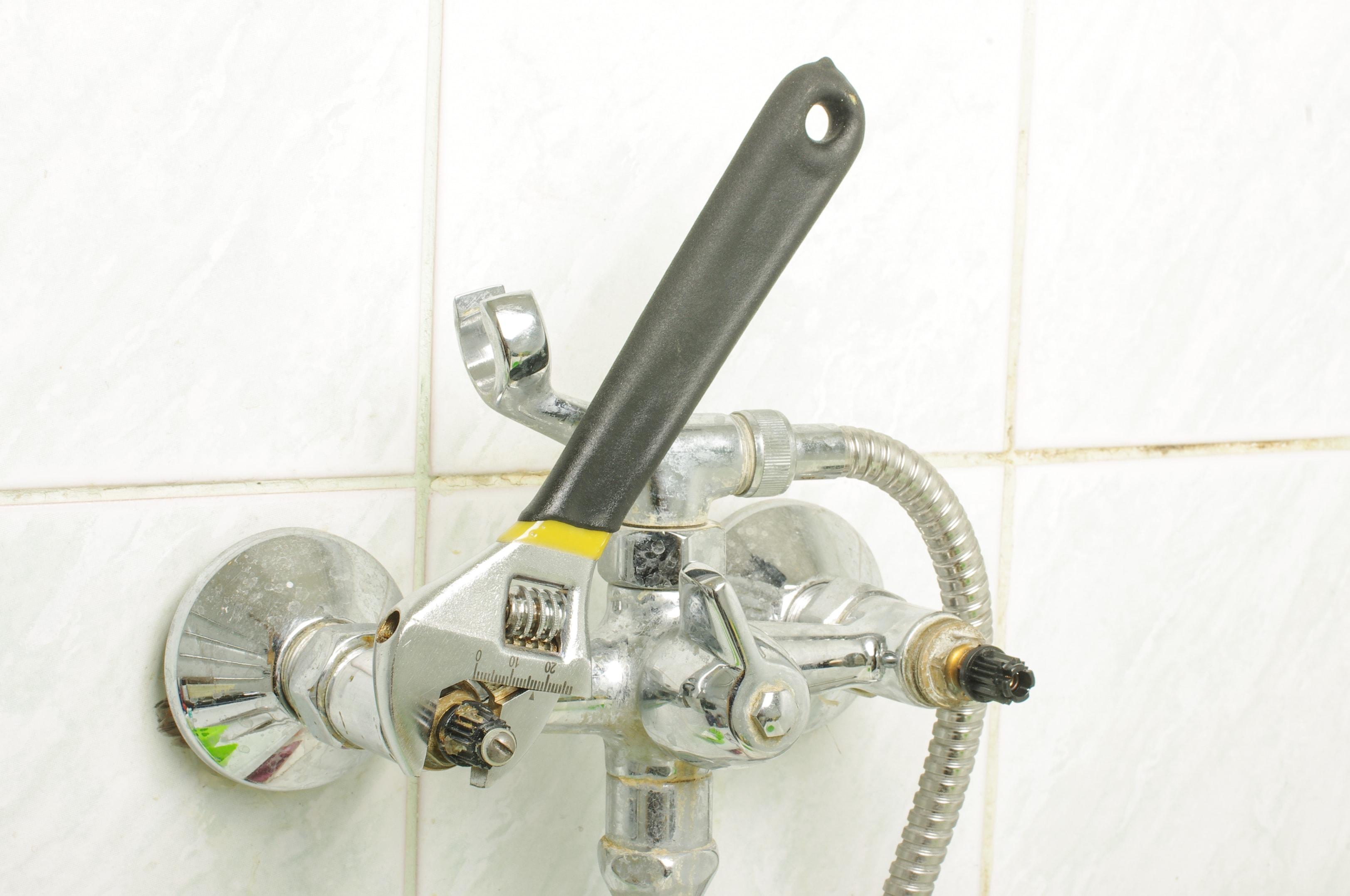 douche bouchée