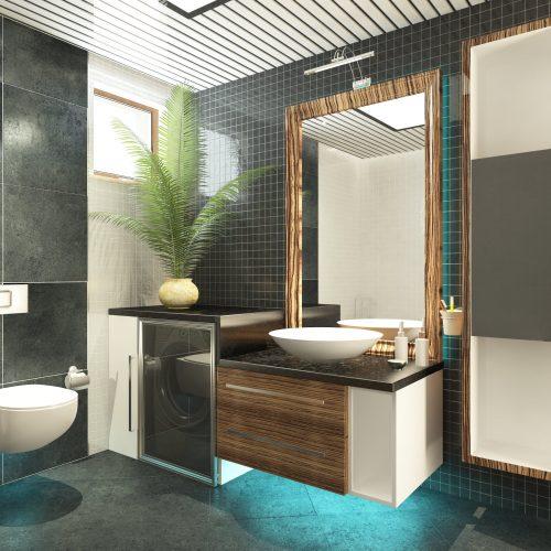salle de bain écologique