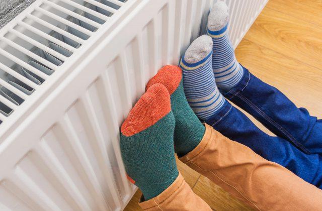 chauffage avec radiateur