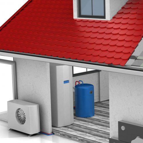 réduire sa facture énergétique avec une pompe à chaleur