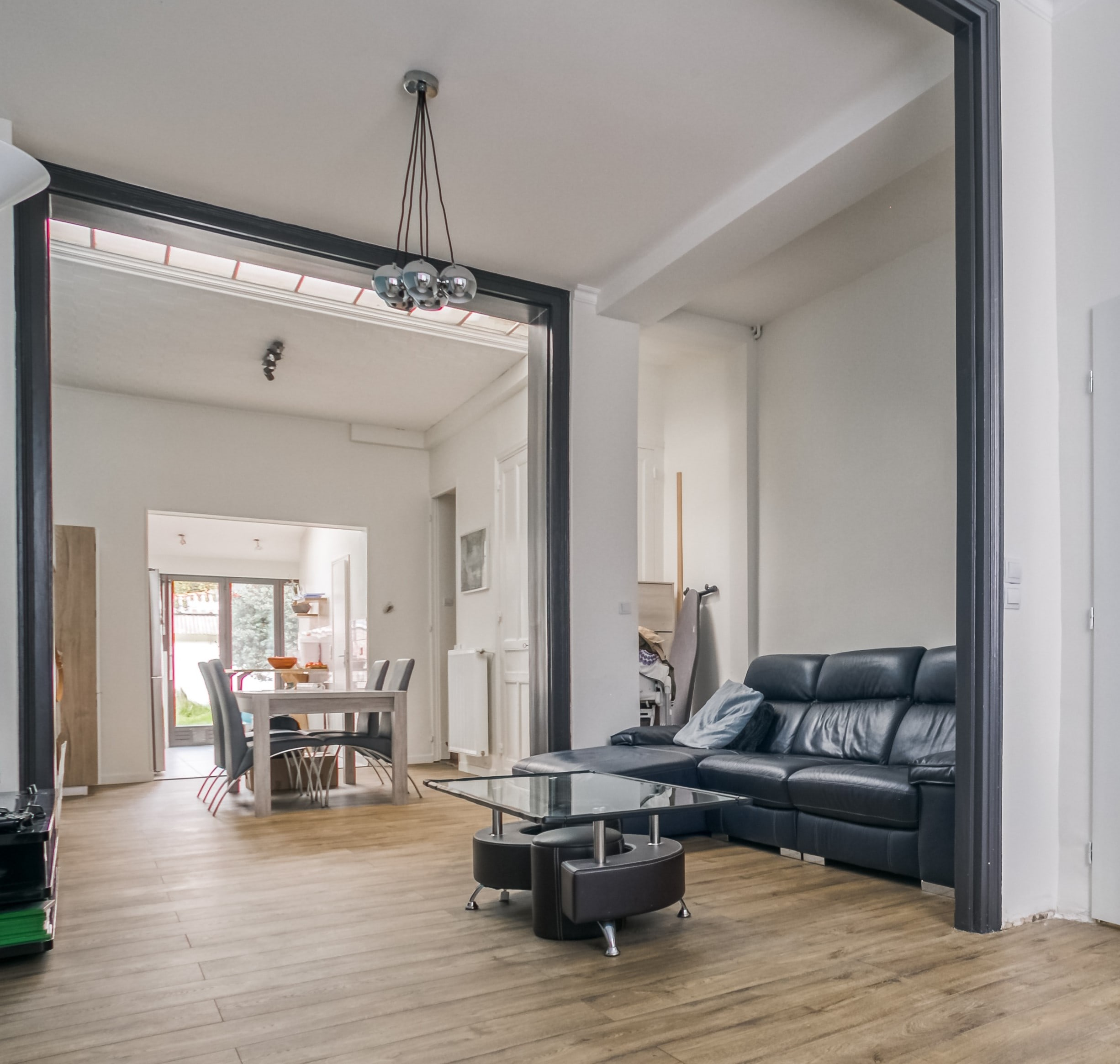 Rénovation d'une maison à Lille