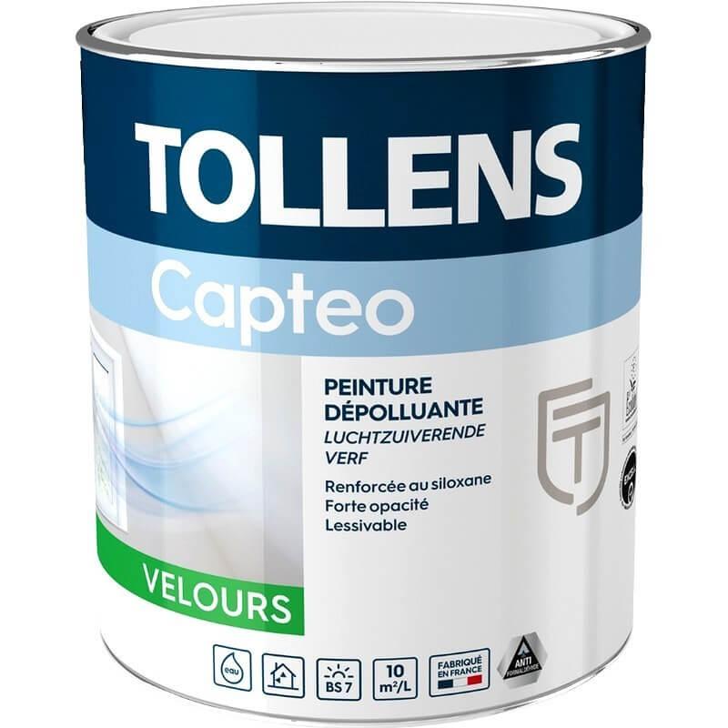 Pot peinture Tollens Capteo