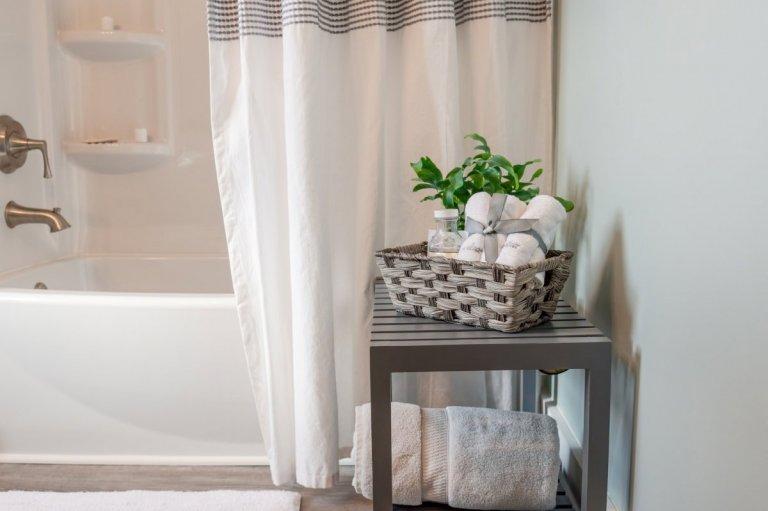 Rideau de douche Salle de bain