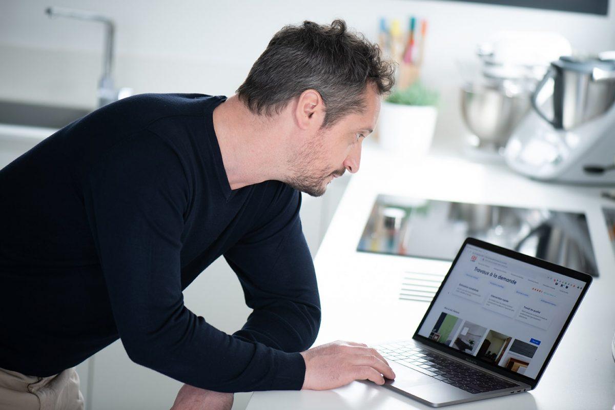 travaux en ligne