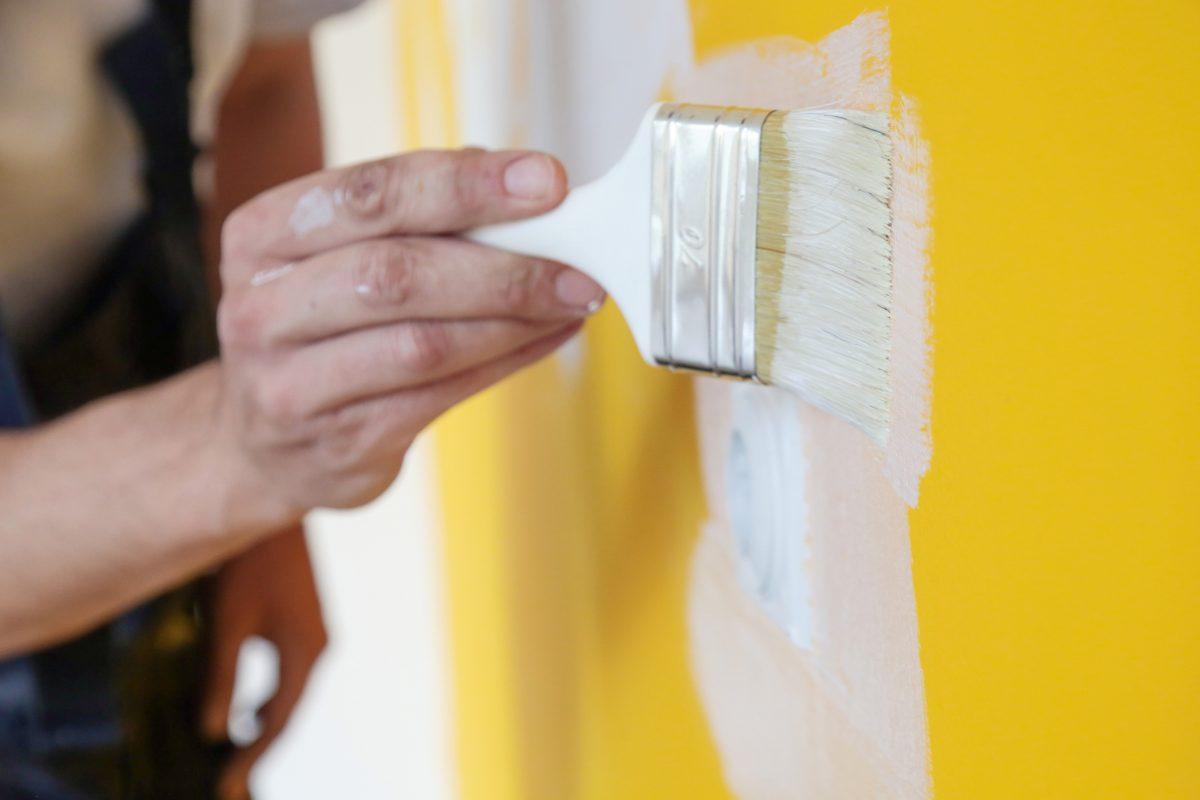 peinture glycéro