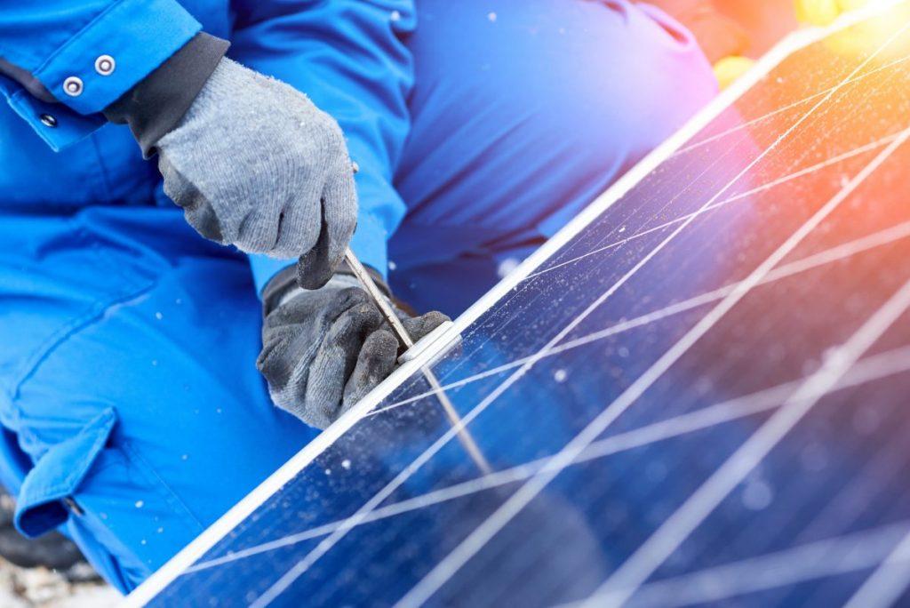 travaux solaire
