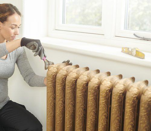 radiateur fonte installation