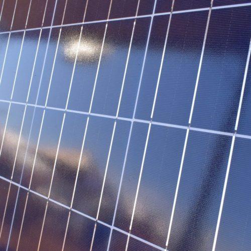 cellule paneau solaire