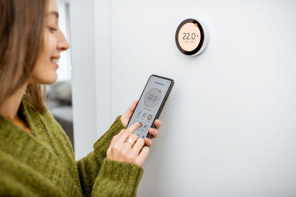 programmation thermostat radiateur electrique