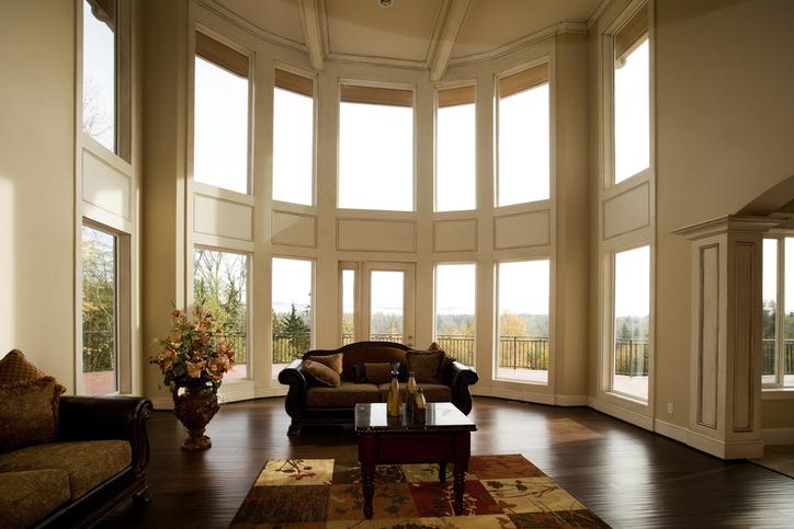 Fenêtre sur-mesure