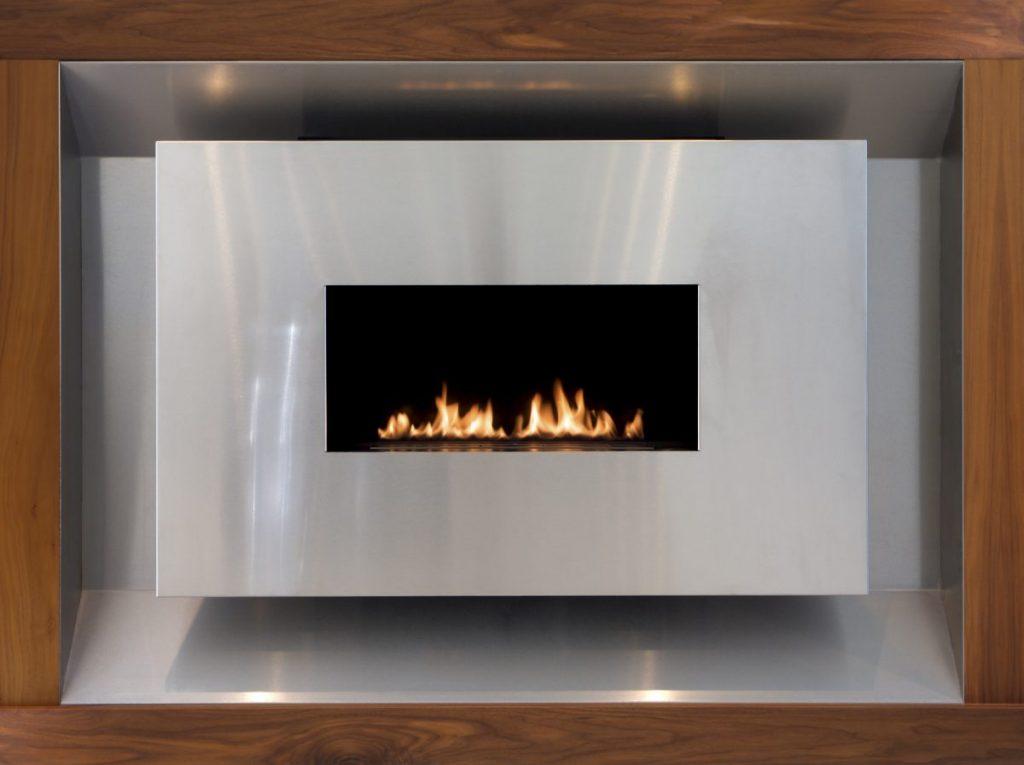 confort d'une cheminée avec un chauffage électrique